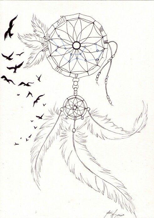 Filtro Dos Sonhos Com Imagens Tatuagem Filtro Dos Sonhos