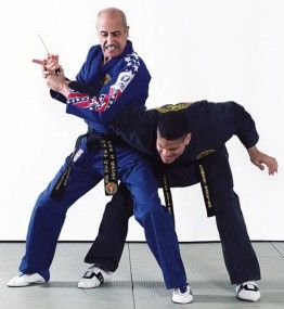Learn Three Tricky Combat Hapkido Techniques From John Pellegrini – - Black Belt