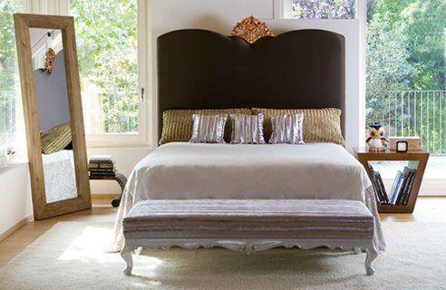 hotel bedrooms - Rustic Hotel Decorating