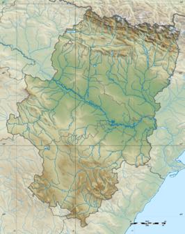 Aragón es una muestra de la composición de un valle. Al norte se encuentra Pirineos en sus mayores altitudes, y al sur el Sistema Ibérico. Entre ambas cordilleras aparece la cuenca del Ebro, una gran extensión de terreno llano.