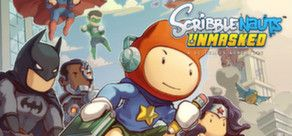 Scribblenauts Unmasked: A DC Comics Adventure - Super cute and I love DC but every few minutes everything but the music freezes up for 10 to 15 seconds:/
