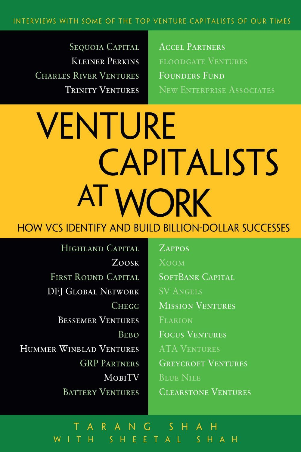 Silicon Valley Venture Capitalists