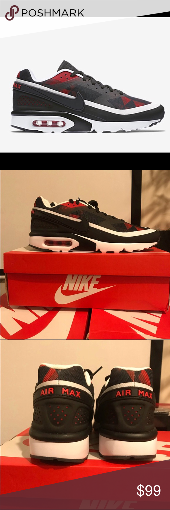 size 40 4c963 4140d Nike Air Max BW ULTRA GPX Brand new unused mint Nike air max bw ultra gpx  brand new ready to ship, Nike Shoes Sneakers