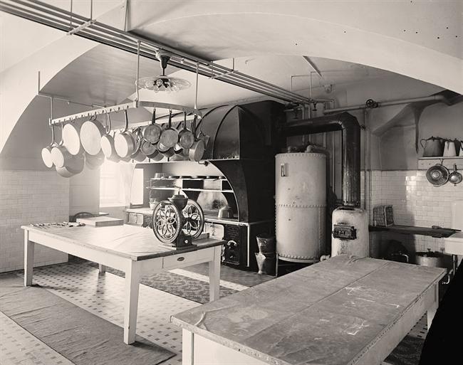 White House. Kitchen 1905 | History Interests | Pinterest | Search