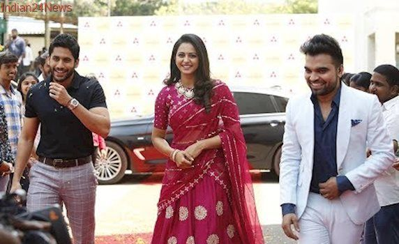 Konchem Touch Lo Unte Chepta Rakul Preet Naga Chaitanya Telugu Season 3 Season 3 Seasons Telugu