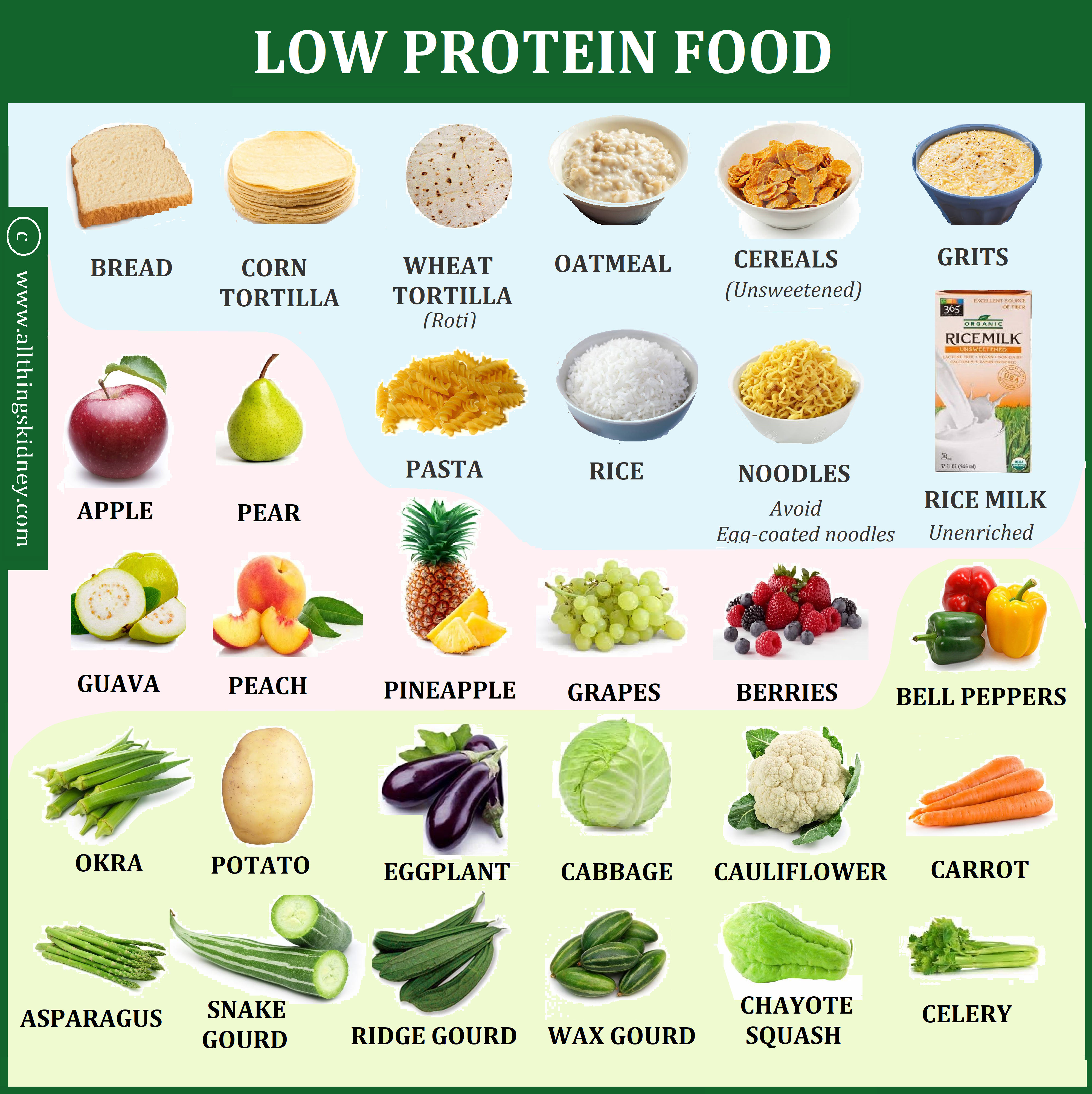 benefit of low protein diet