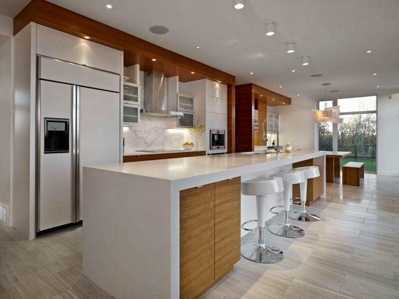 Cocina moderna | cocinas HD | Pinterest | Cocina moderna, Moderno y ...