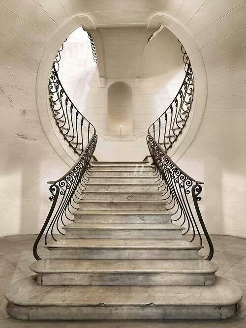 Cool stairs...