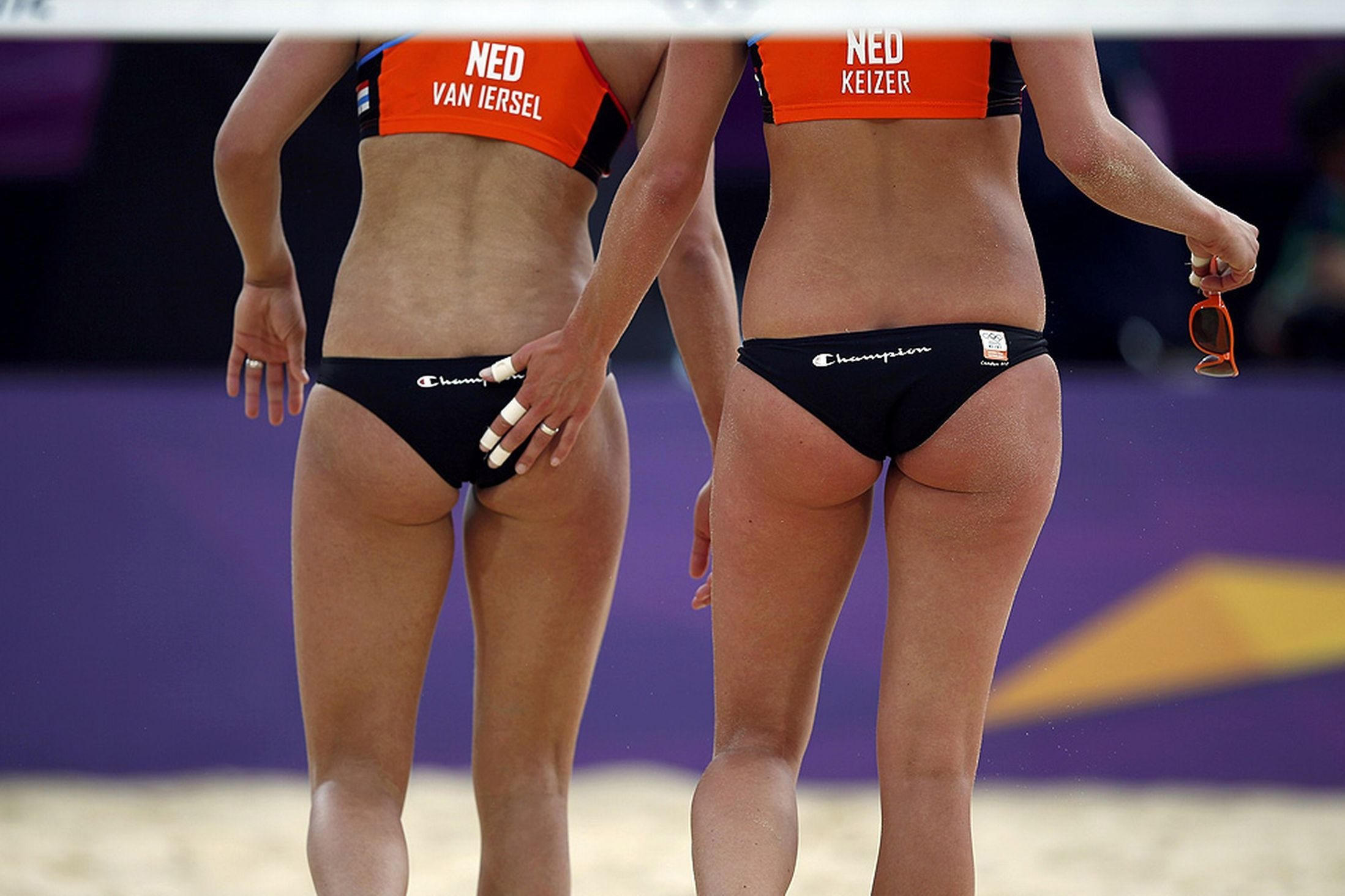 Pin On Beach Volleyball Girls London 2012 Olympics