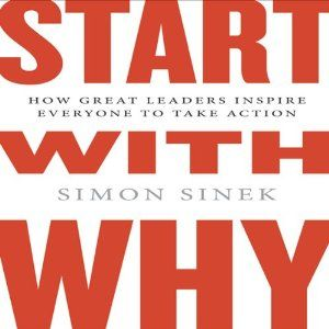 I haven't gotten this one yet but i plan to - Start with Why: How Great Leaders Inspire Everyone to Take Action | [Simon Sinek]