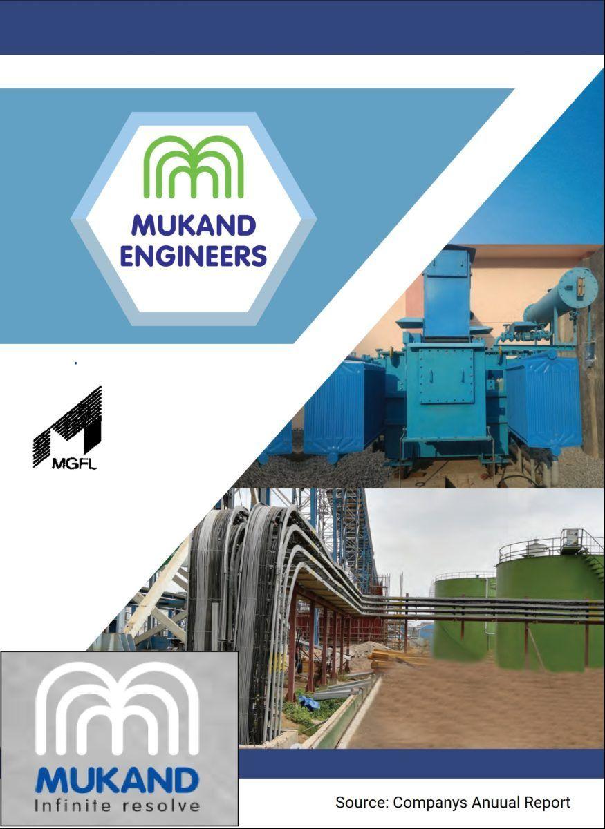 Mukand Merger Internal Restructuring Merger Achievement Engineering