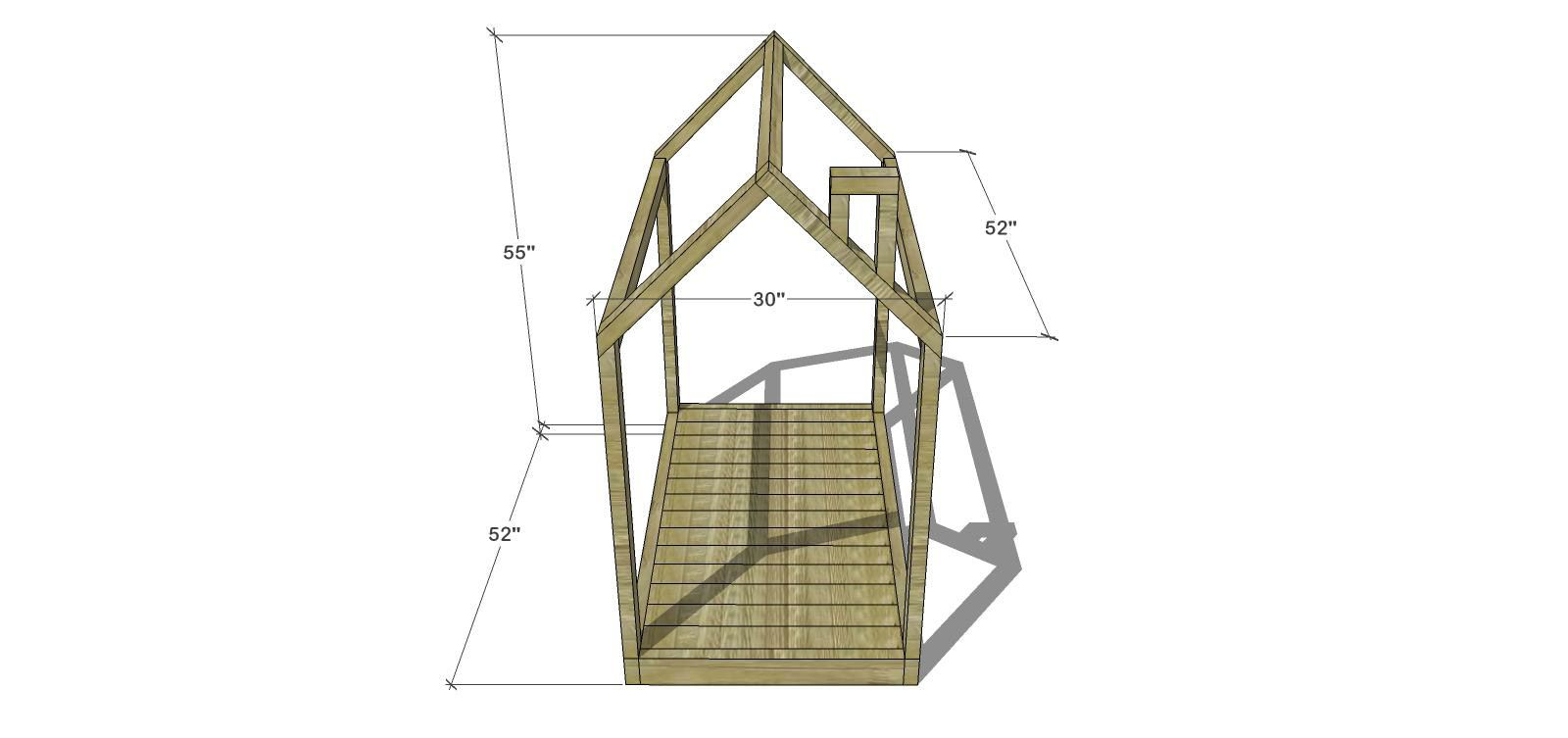 How Much To Build A  Bed House