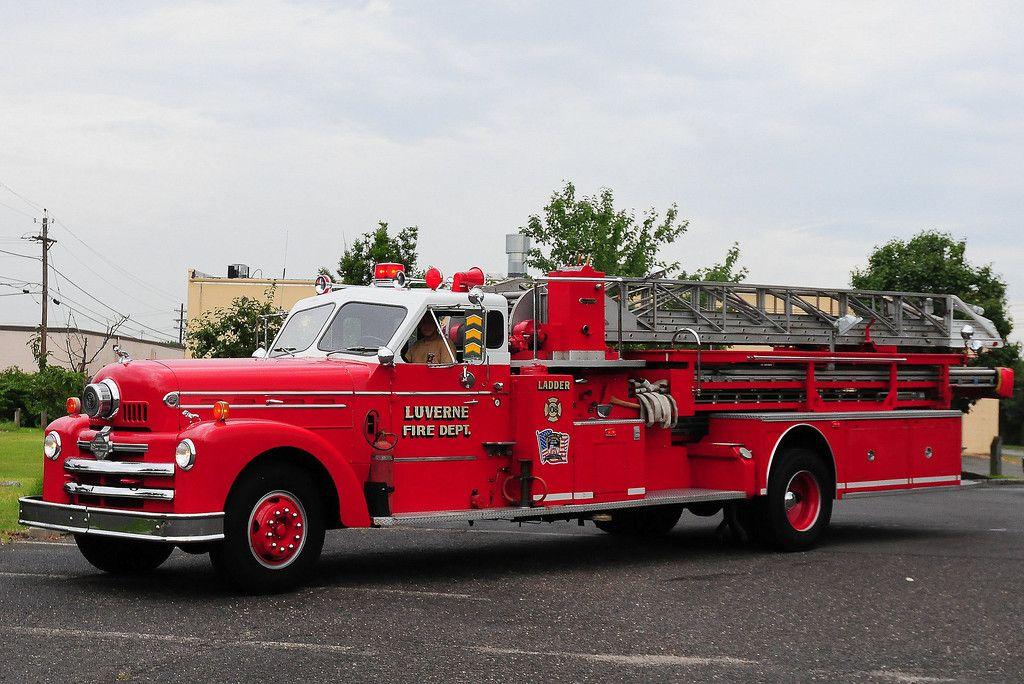 Seagrave Fire Apparatus >> 1957 Seagrave Ladder Truck Fire Trucks Fire Equipment