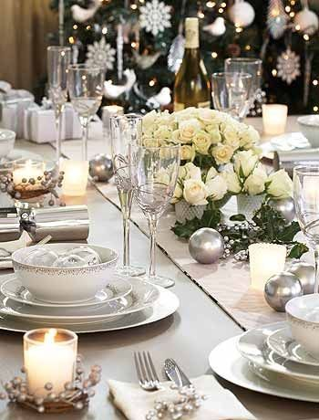 Nice Table Setting