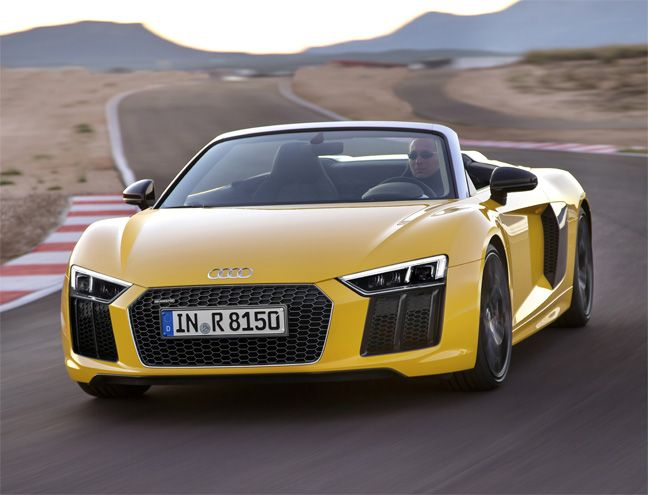 Nouvelle Audi R8 Spyder V10 What A Machine Pinterest Audi