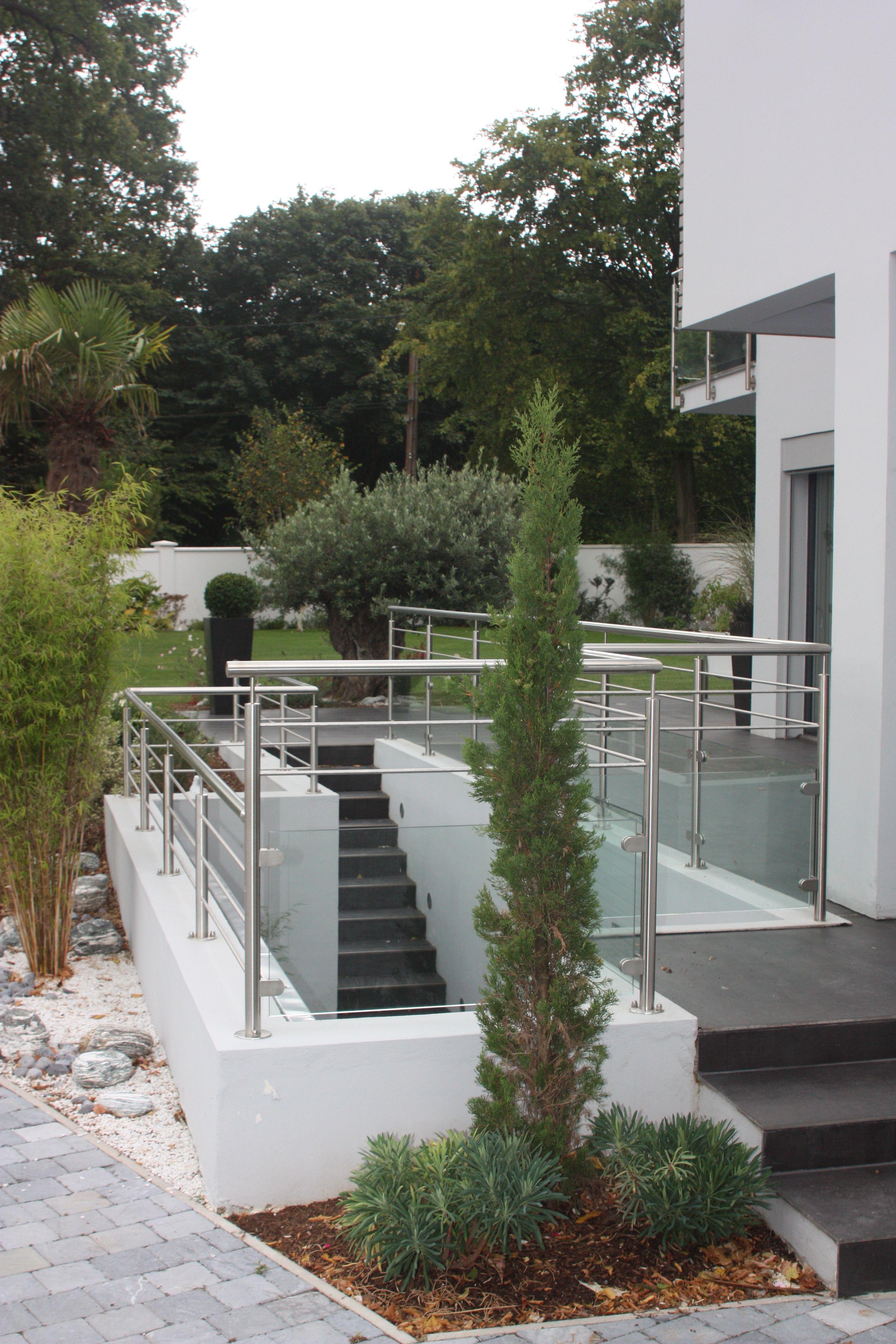 Rénovation maison Architecte d intérieur Escalier exterieur
