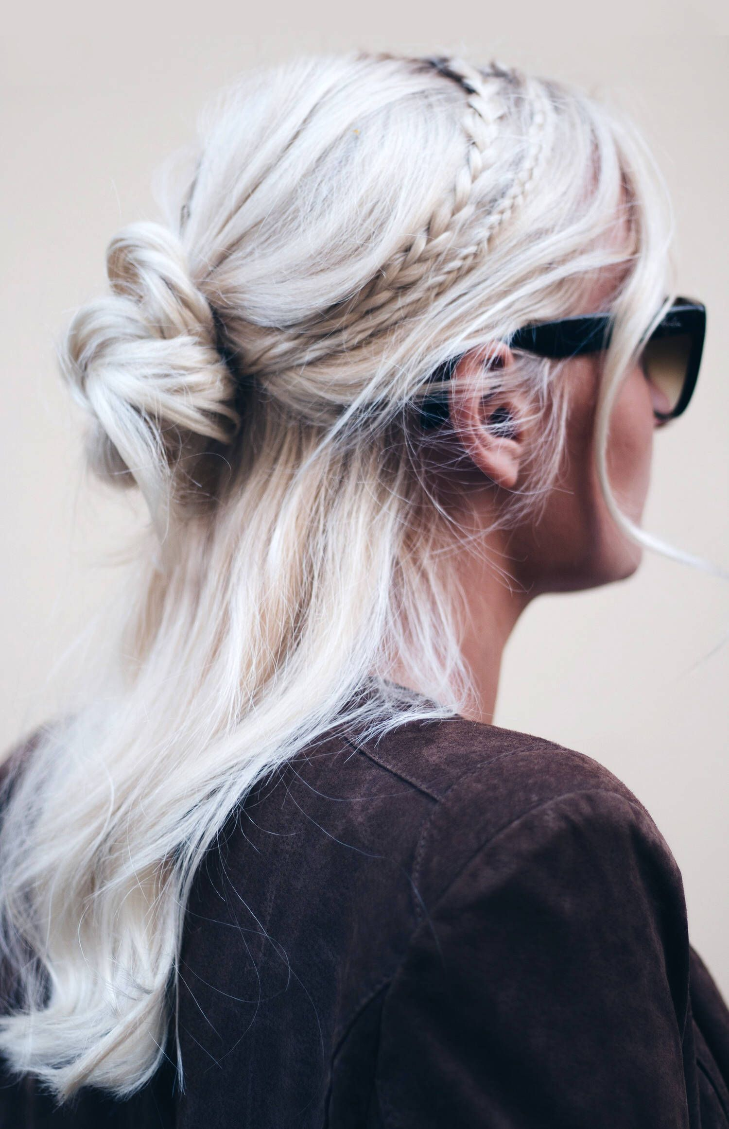 Braided updo hairstyles for this summer simple braids braid