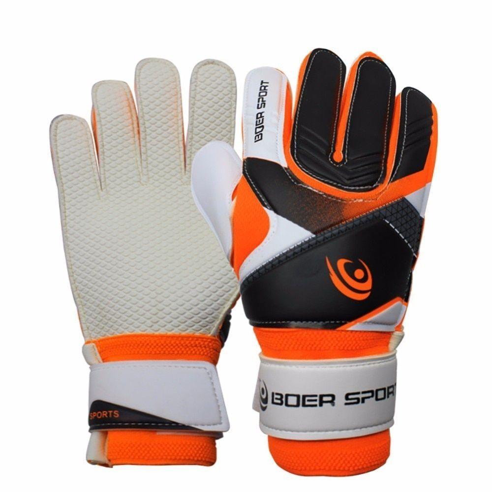 Anti Skid Goalkeeper 5 Finger Protection Gloves In 2020 Gloves Goalkeeper Keeper Gloves