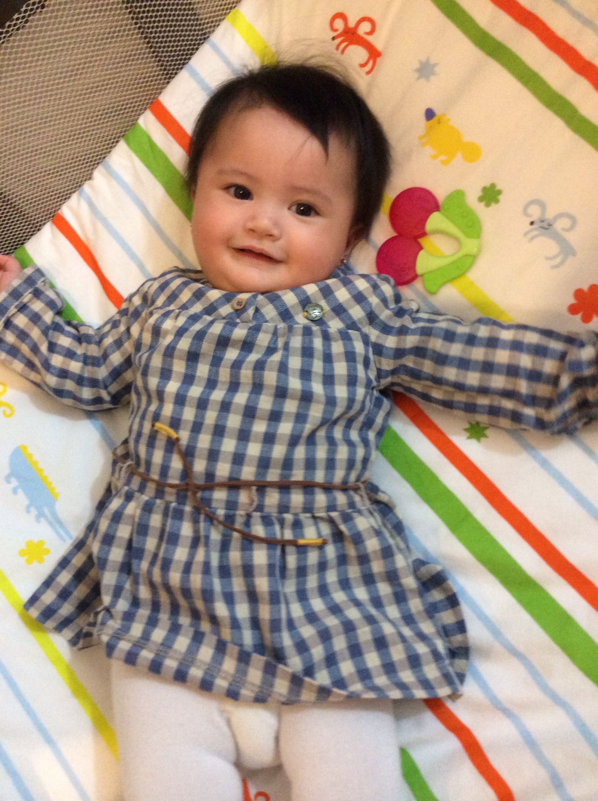 Colyn @ 6months