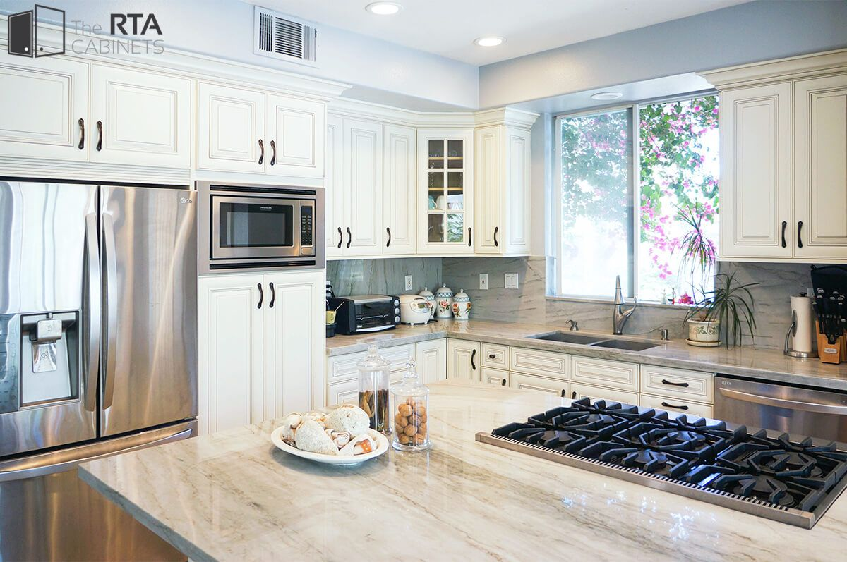 The RTA Cabinets offers free shipping on their RTA kitchen cabinets ...