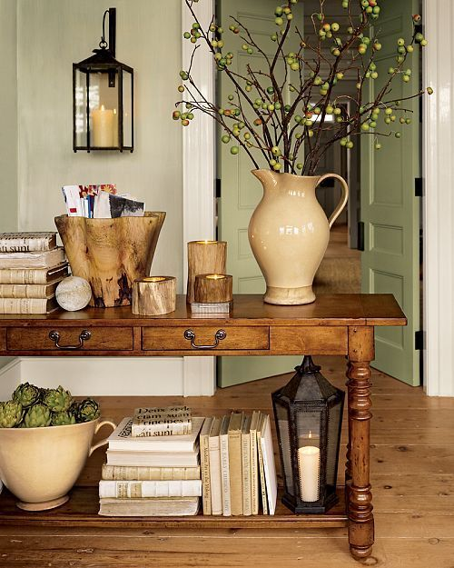 Awesome Entry Console Table Decor