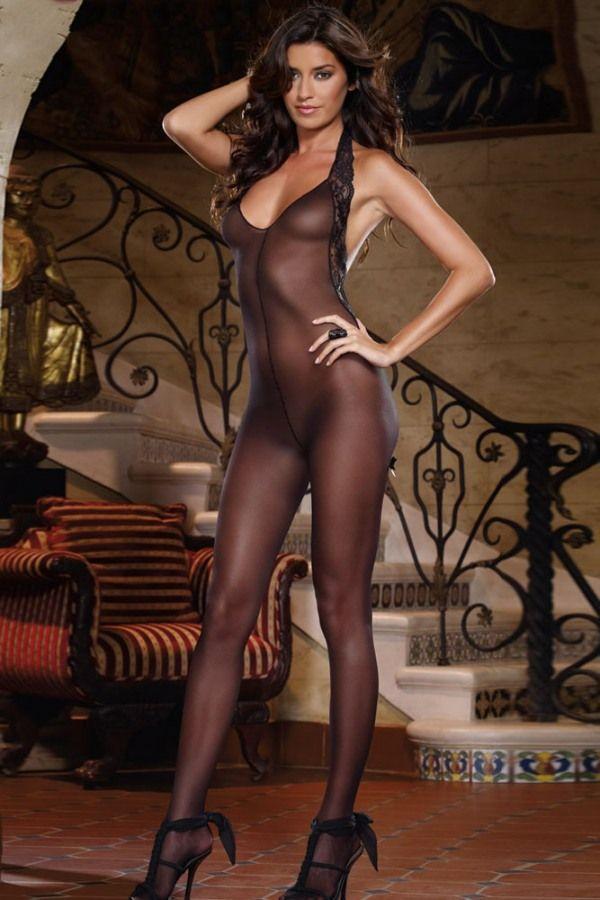 f0380e9efdc Merry See Seksi Şık Vücut Çorabı «kostüm hemşire