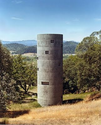 Tower. Valley.