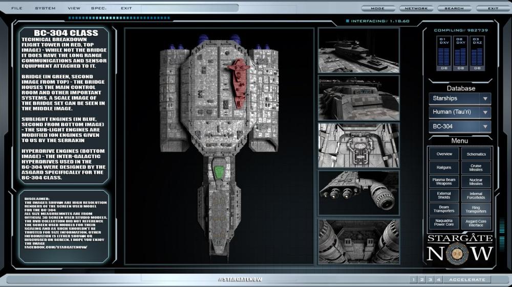 ArtStation - Stargate - Fan design - Phoenix, Ryan