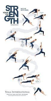 Yoga for strength training #Yogafitnessworkout - Yoga & Fitness Yoga for strengthtr ... -  Yoga for...