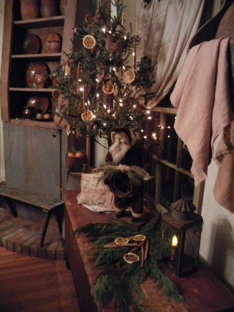 Primitive Country Christmas Decorations wwwpixshark