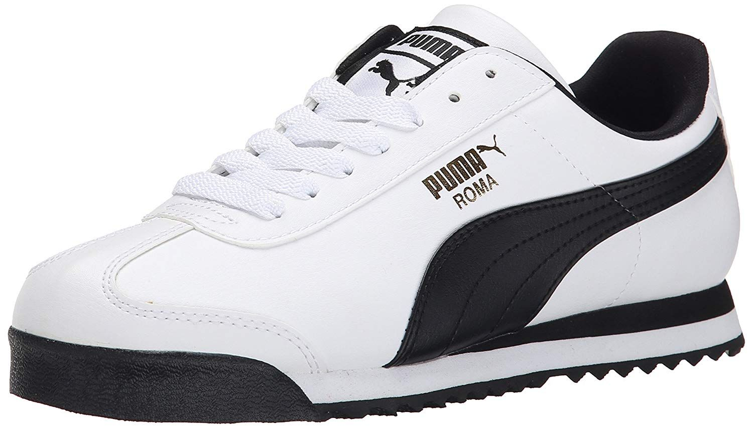 Amazon.com: PUMA Men's Roma Basic Sneaker: Puma: Shoes ...