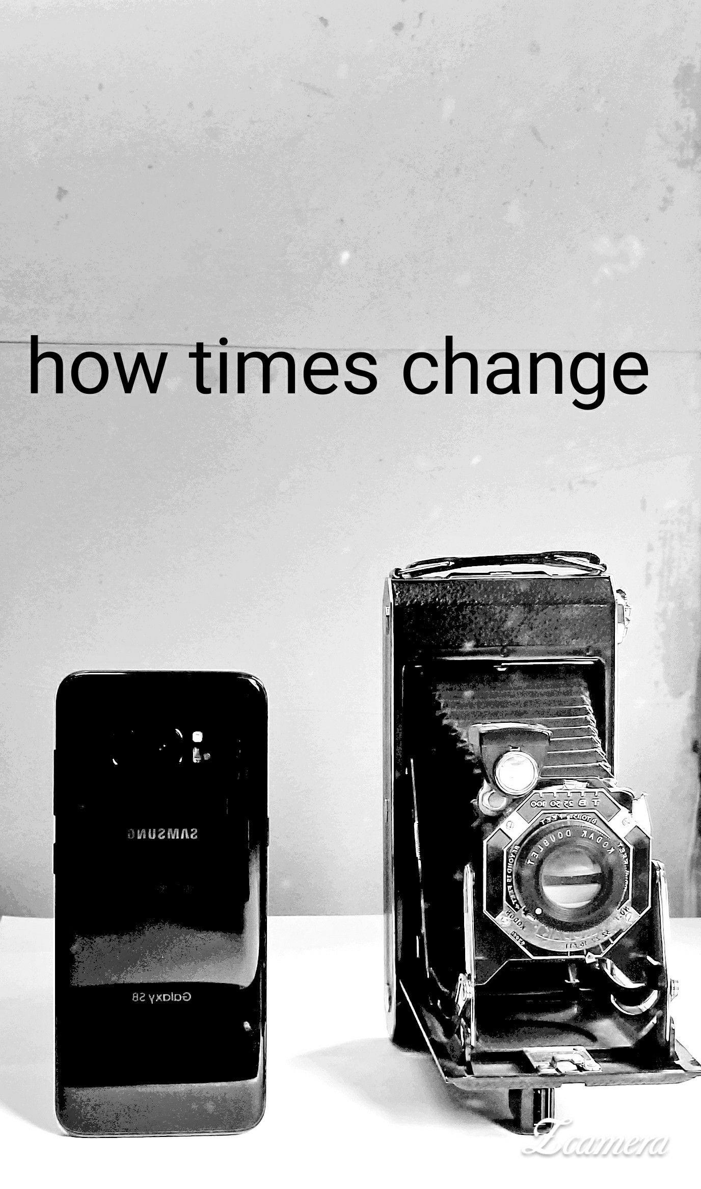 1937 Kodak six 16 & 2017 Samsung galaxy s8