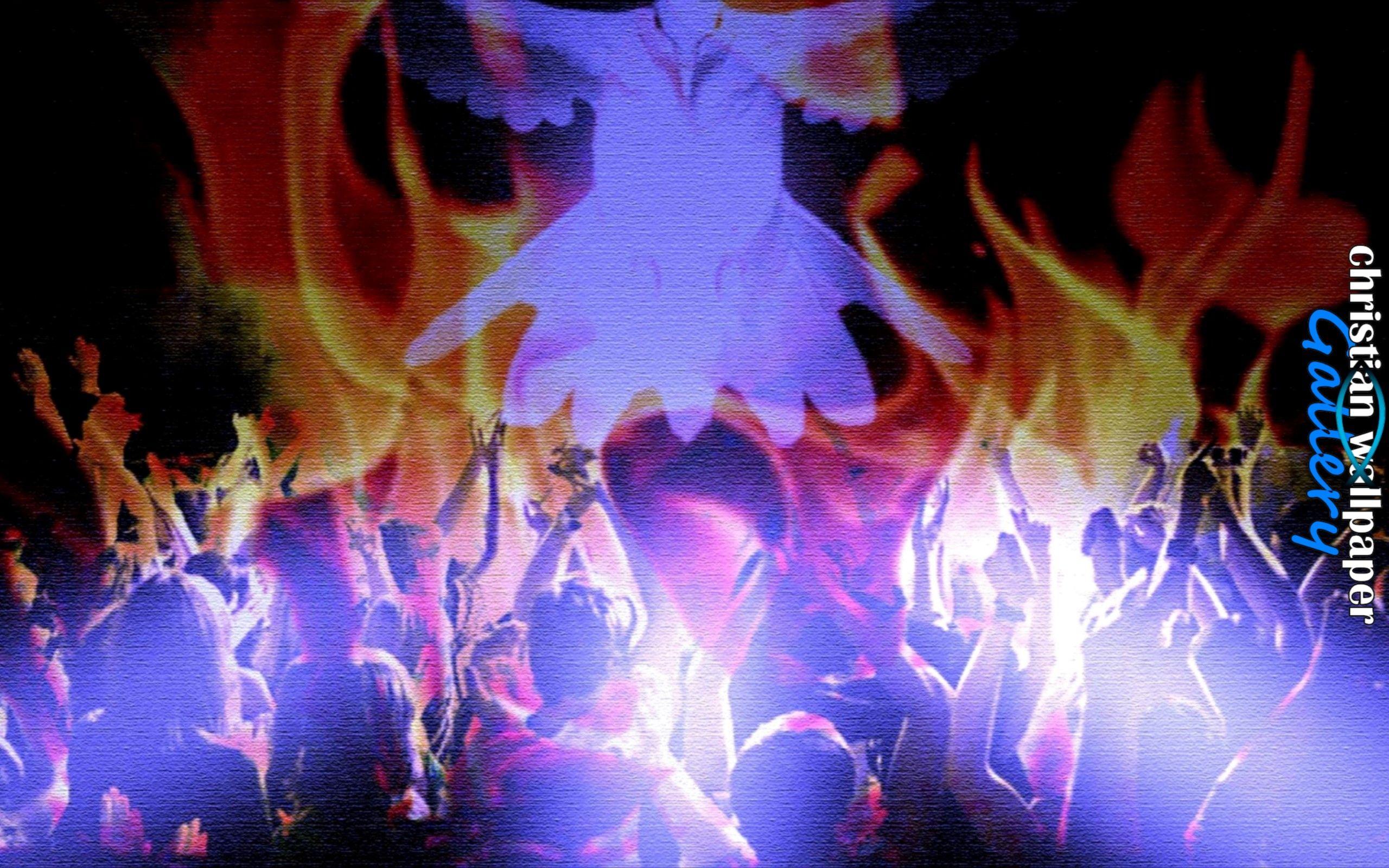 pentecost blue fire pentecost pinterest christian wallpaper