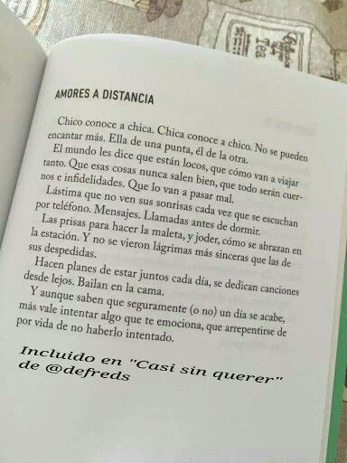 Amores A Distancia Defreds Casisinquerer Frases Pinterest