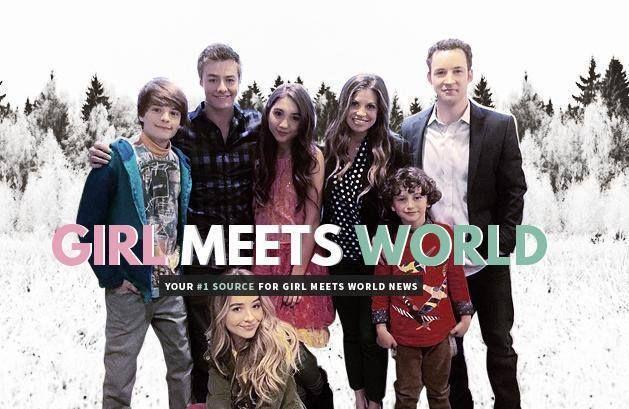 girl meets world news