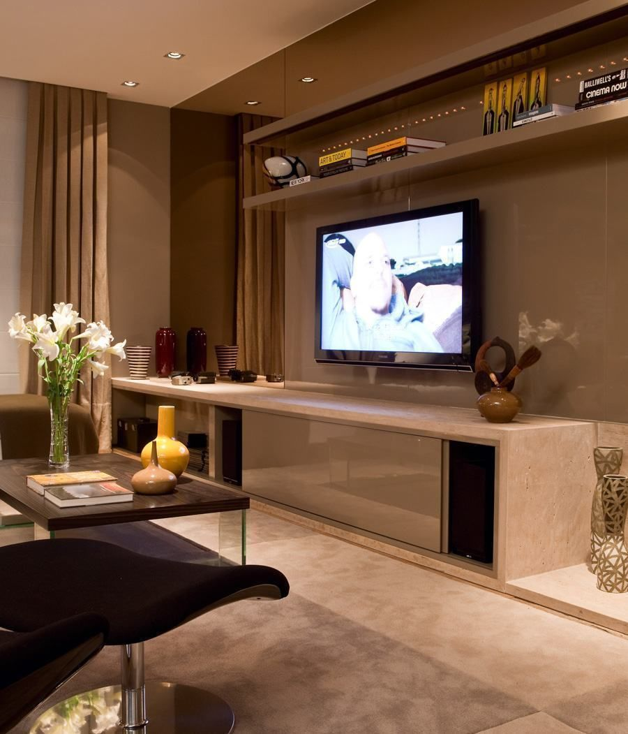 Carol Brechzin Home Tips For Home Theater Room Design Ideas: Decor, Home Decor And