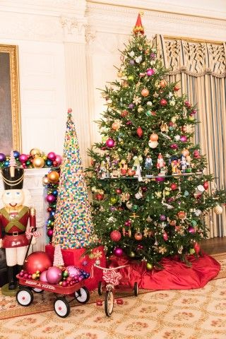 2015 White House Christmas In Pictures White House Christmas