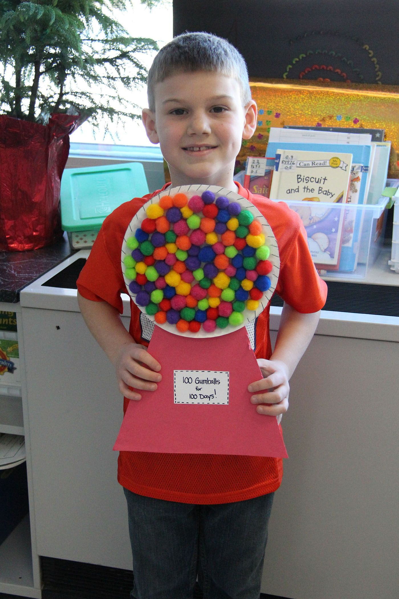 100 Day Of School Project