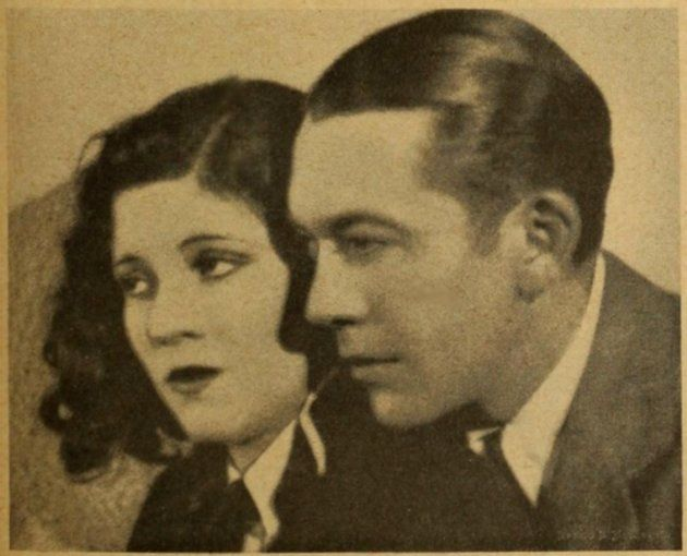 Olive Borden  and Jack Pickford