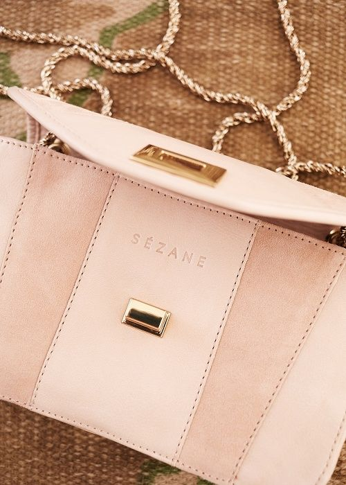 Capsule Avril // Mini Clark www.sezane.com #sezane #capsule #avril #lookbook #sac #mini #clark