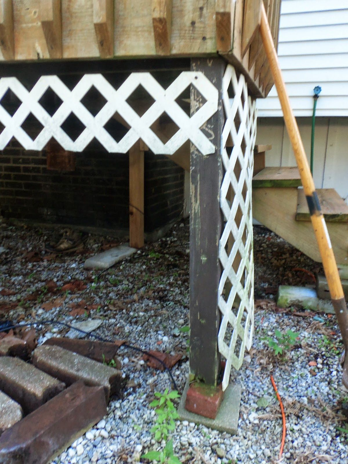 Home Repair · The Schorr Thing Backyard Remodel Just Getting Started Get Started Big Project