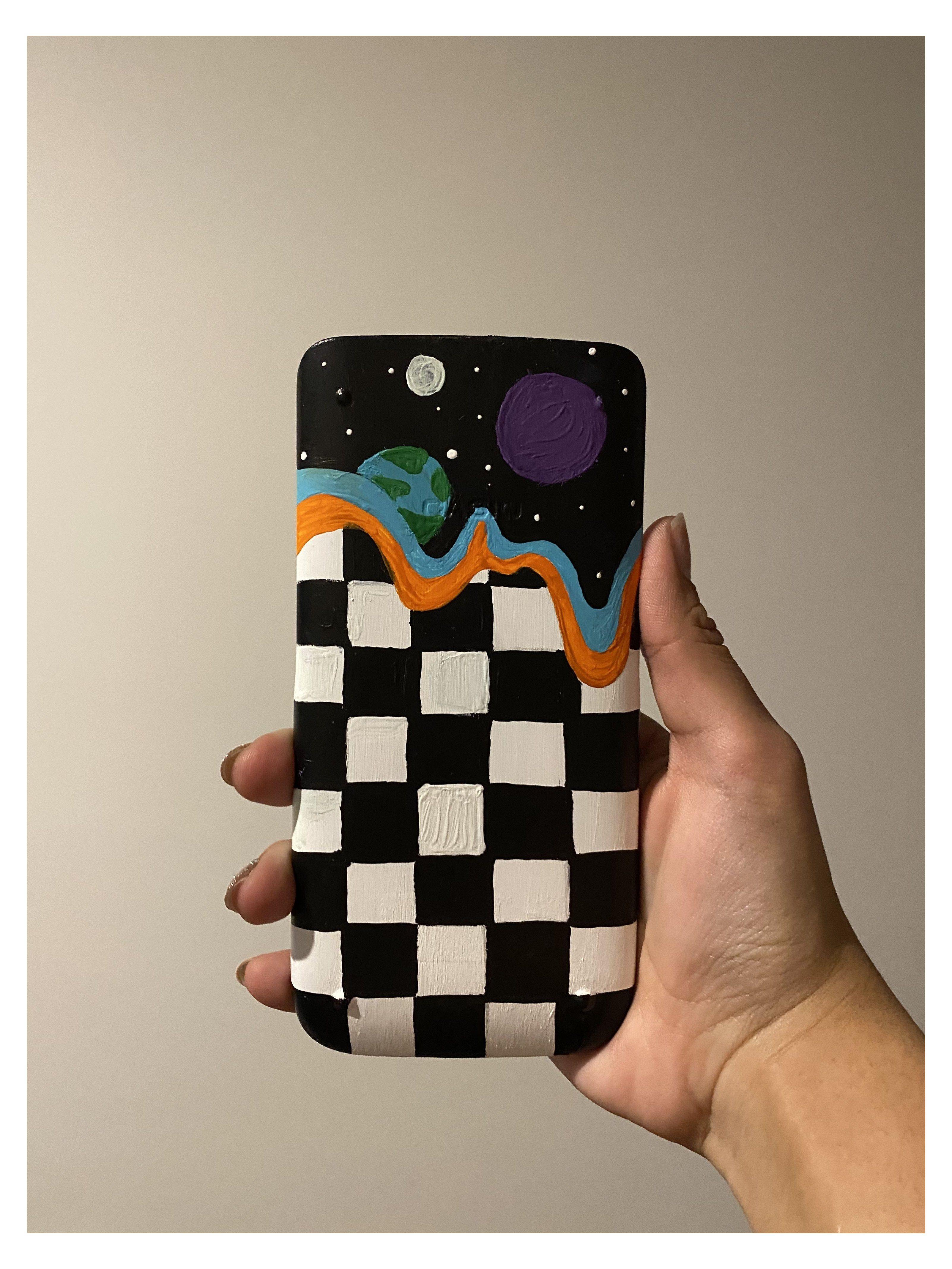 Boom trippy phone cases painting espero que les guste