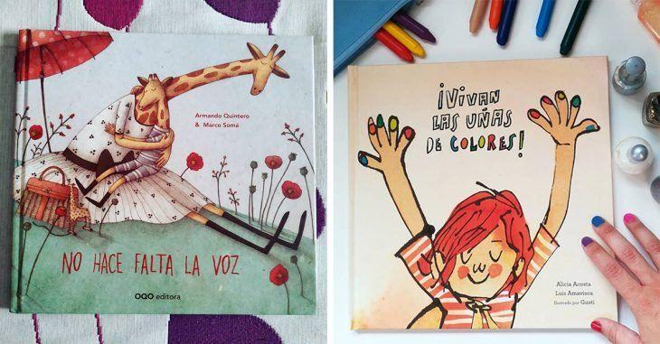15 Libros para niños y jóvenes para despertar su amor por la lectura