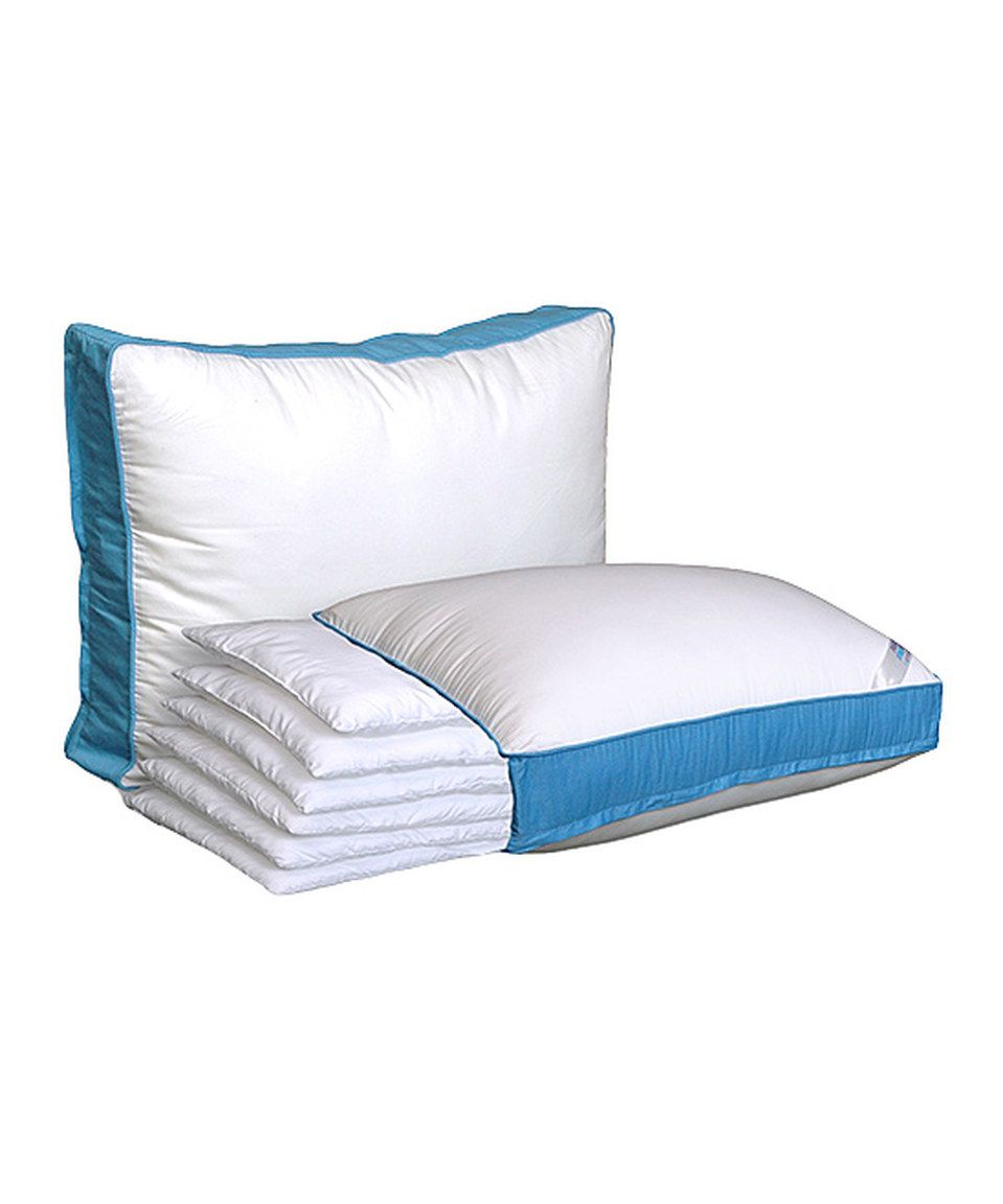 Love this The Pancake Pillow - Adjustable Height Pillow by Gravity Sleep on #zulily! #zulilyfinds