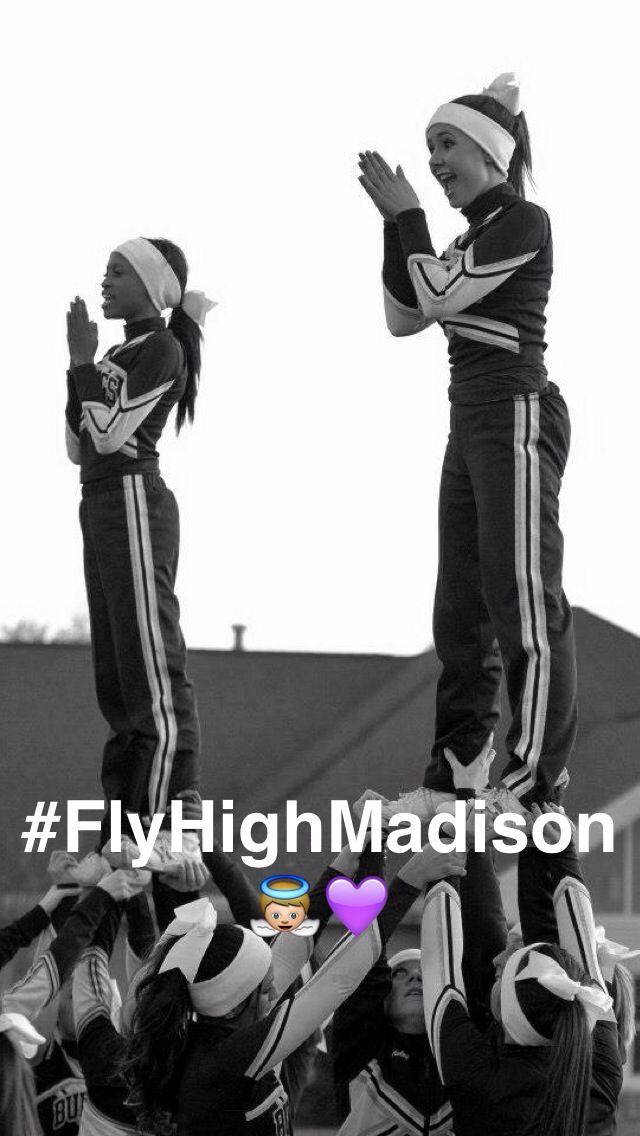 #FlyHighMadison