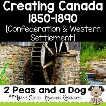 an analysis of confederation settlement in canada 812 the postwar settlement in canada peter mcinnis, department of history, st francis xavier university canadian workers have long struggled to achieve improved job and living conditions for themselves and their families.