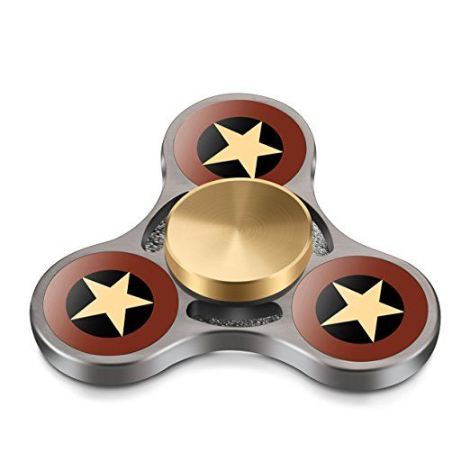 Fid Spinner 2017 COEO Durable Metal Hand Spinner Stress Reducer