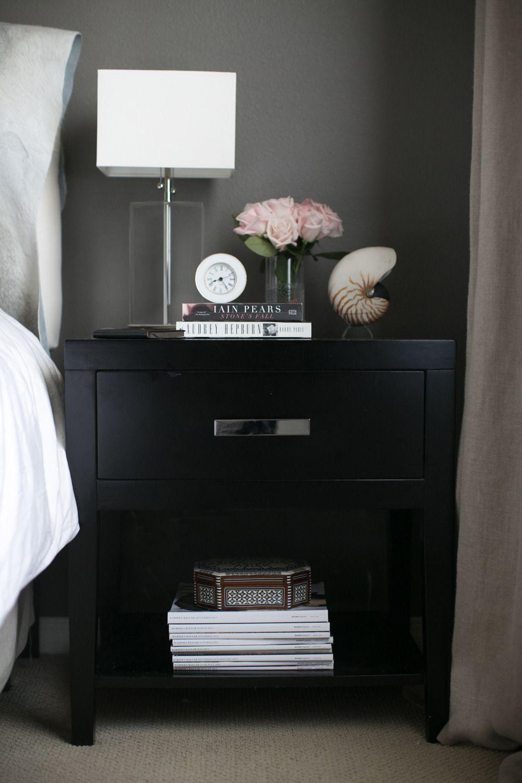 undefined  Bedroom night stands, Side tables bedroom, Bedside