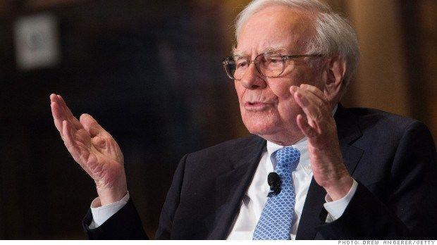 Buffett 'major mistake' leads to Berkshire acquisition
