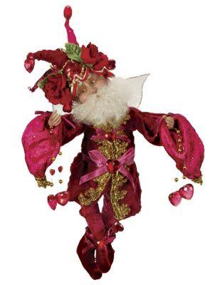 mark roberts fairies | mark roberts mistletoe fairy mark roberts valentine fairy this amorous